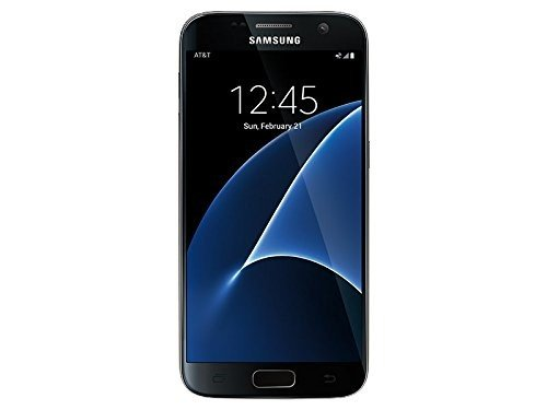 Samsung Galaxy S7 SM-G930A AT&T Unlocked Smartphone, (Black Onyx) (Best Tower Defense Ios)