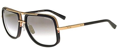 80046e7c158b2 Sunglasses Dita MACH ONE DRX 2030 L-BLK-RGD Matte BlackRose Gold w  Dark  Grey to
