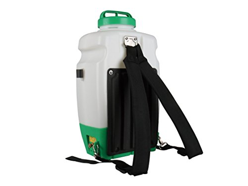 Knapsack Agricultural Electric Sprayer SeaFlo Model - 16 liter with 12-volt rechargeable battery - BC-3865 by Five Oceans (Image #1)