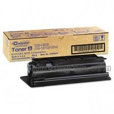Kyocera 37029015 Black Toner Cartridge For use with Kyocera/Copystar CS-1505, CS-1510, CS-1810, KM-1505, KM-1510 and KM-1810 Copiers; Up to 7000 Pages Yield Based On @ 5% Coverage