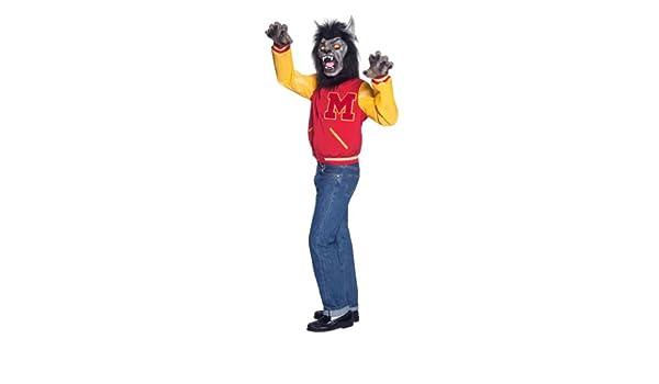 Smiffys - Disfraz de Michael Jackson Lobo Thriller Adulto ...