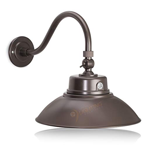 Gooseneck Light Fixture Outdoor