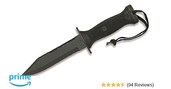 Ontario 6141 MK 3 Navy Knife (Black)