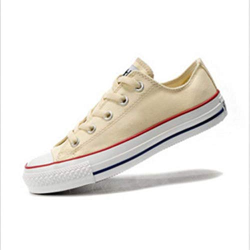 Chuck Uomo Star 45EUR all Unisex Pumps Trainers Crema Colore di Low Tops Taylor Conver Czyzooyhwv zY0ndqZPZ