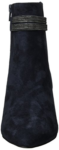 Belmondo 703521 03, Zapatillas de Estar por Casa para Mujer Azul - Blau (Marino)