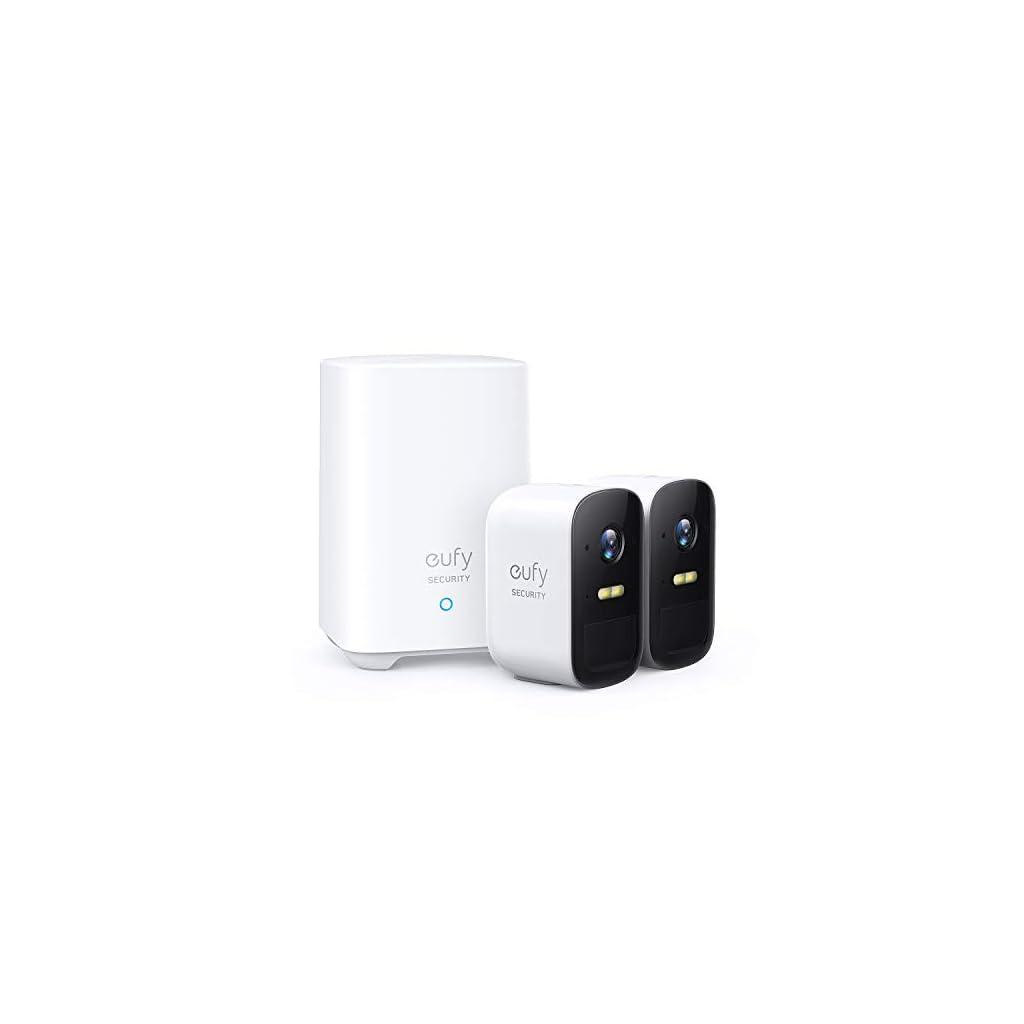 Eufy Cam 2 C 2-Cam Kit- Wireless 1080p HD IP67