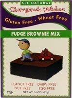 Cherrybrook Kitchen Gluten Free Dreams Fudge Brownie Mix (2x14oz) by Cherrybrook Kitchen