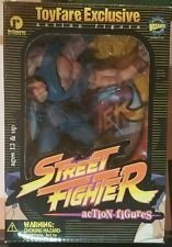 Street Fighter Resaurus Round 1 Vega (Player 1) Action Figure by Resaurus