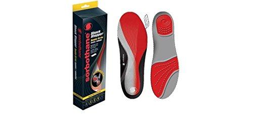 Comfort rosso Sorbothane UOMO Unisex Comfort Unisex Sorbothane UOMO 7R0RwI