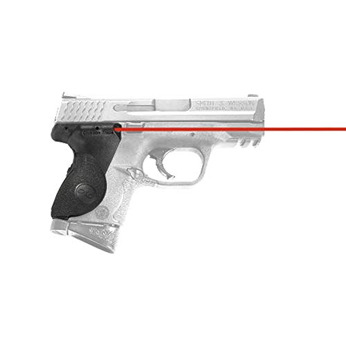 Crimson Trace LG-661 Lasergrips Red Laser Sight Grips for Smith & Wesson M&P Compact Pistols (Smith And Wesson M&p 9mm 2-0 For Sale)