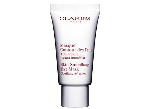 Clarins Skin-smoothing Eye Mask - Facilitates Longer-lasting Make-up - 1.05 Oz. Clarins Skin Smoothing Eye Mask