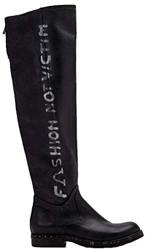 Boots 98 Black S Women's A qAxptn