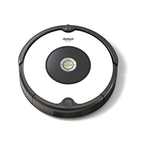chollos oferta descuentos barato iRobot Roomba 605 Robot aspirador para suelos duros y alfombras con tecnología Dirt Detect sistema de limpieza en 3 fases