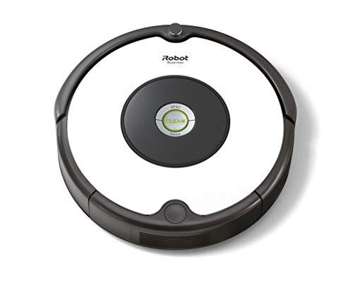 🥇 iRobot Roomba 605- Robot aspirador para suelos duros y alfombras