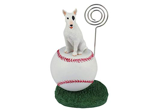 Conversation Concepts Bull Terrier Baseball Note Holder