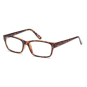 Womens Spotted Prescription Eyeglasses Frames Size 54-17-142-34 in Tortoise