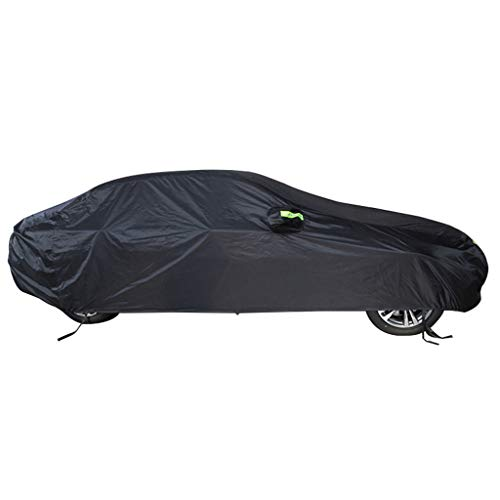Size : Oxford cloth - built-in lint Car cover Maserati Ghibli Special Car Cover Car Clothing Thick Oxford Cloth Sun Protection Rain Cover Car Cloth Car Cover