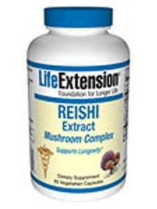 Продления жизни рейши экстракт в грибной комплекс - 60 Растительная капсулы