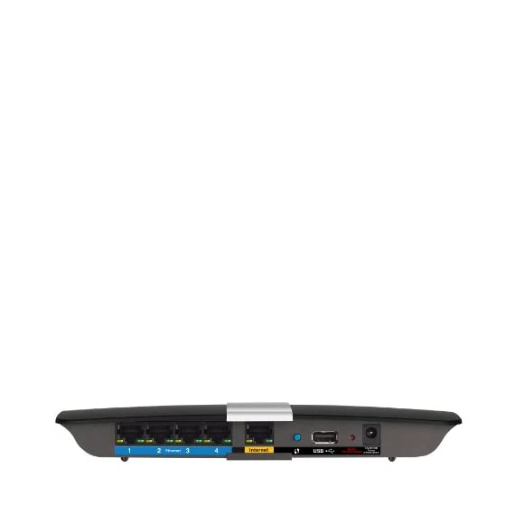 Linksys N900 Wi-Fi Wireless Dual-Band+ Router with Gigabit & USB Ports, Smart Wi-Fi App Enabled to Control Your Network from Anywhere (EA4500) 7 Smart Wi-Fi Apps, Tools & Mobility Home Cloud For Media Management Parental Controls & Separate Guest Network