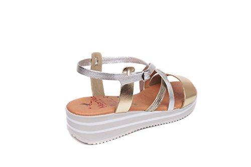 Marila Women's Fashion Sandals Multimetal HLSgdyatk