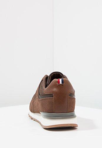 Chaussures Look Semelle Cuir Bleu Foncé Sneakers De Avec En Sport Daim Casual Pier One Hommes Baskets Pour Marron Chic Ou Blanche Homme qtHT4vYx