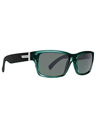 Von Zipper Fulton Sunglasses Green Black Crystal ~ - Sunglasses Fulton
