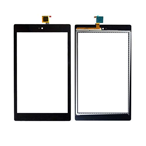 Stylish Replacement for Amazon Fire HD 8 7th Gen SX034QT Touch Screen Digitizer Glass US