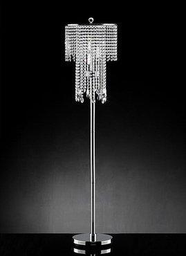 Diana Crystal Floor Lamp