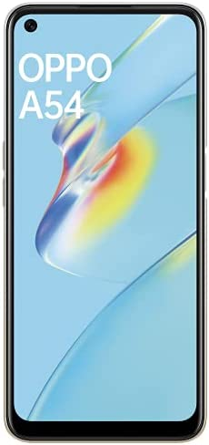 OPPO A54 (Moonlight Gold, 4GB RAM, 128GB Storage) with No Cost EMI/Additional Exchange Offers