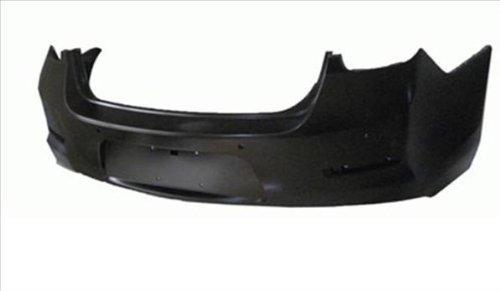 OE Replacement Chevrolet Malibu Rear Bumper Cover (Partsl...