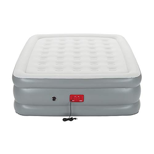coleman airbed with built in pump - 9