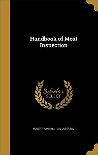 Handbook of Meat Inspection