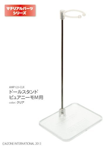 Doll Stand Neemo M for (Clear)