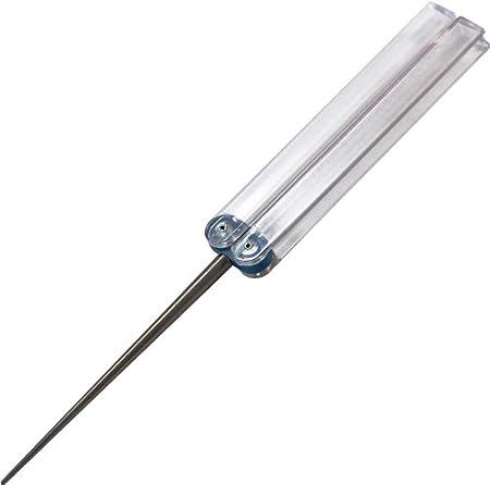 Azul DMT Coo Cristal Saver Afilador de cuchillos