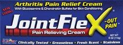 Soulager les douleurs articulaires Flex crème 4 oz