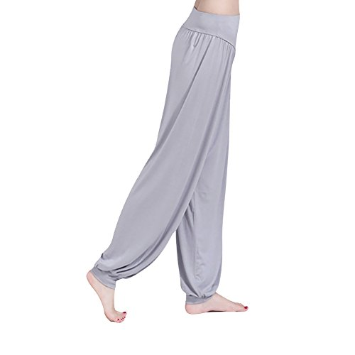 Mena UK Hippie Bloomer Lounge Pantalones Super Soft Modal Spandex Harem Yoga Pilates Pantalones para Mujeres y Damas 7#
