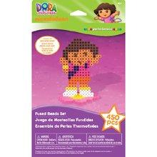 Dora the Explorer Perler Fused Bead Set ~ Dora Introduction Set (450 Pieces) ()