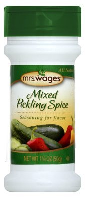 Kent Precision Foods Group W592-H3425 Pickling and Canning Mix, Mixed Pickling Spice, 1.75-oz. - Quantity 12