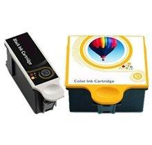 Refurbished / Compatible KODAK 1215581 / 1810829 #10XL INK / INKJET Cartridge Combo Pack Black Tri-Color (Kodak Easyshare Ink 5300)