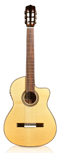 Cordoba Fusion 12 Natural SP Acoustic Electric Nylon String Classical - String 12 Orchestra Acoustic Guitar