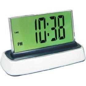 moshi voice activated alarm clock