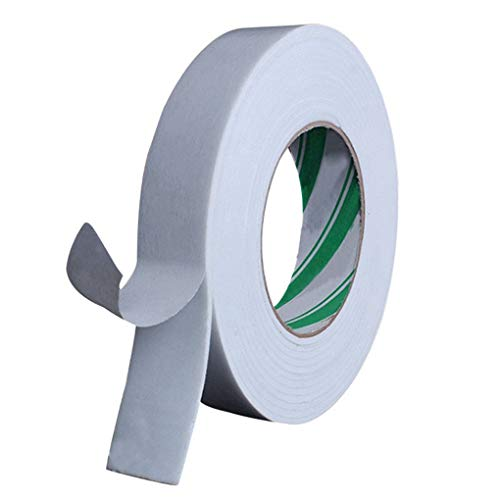 (10M/Roll Adhesive Tape Foam Double Sided Tape Self Adhesive Pad Mounting Fixing Tape, 20pcs )