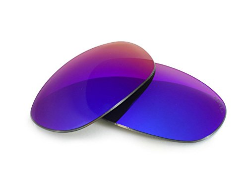 FUSE+ Cosmic Mirror Polarized Lenses for Fox Racing The Redeem - Sunglasses Redeem Fox