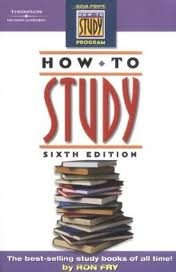 How to Study 6th (sixth) edition Text Only ebook