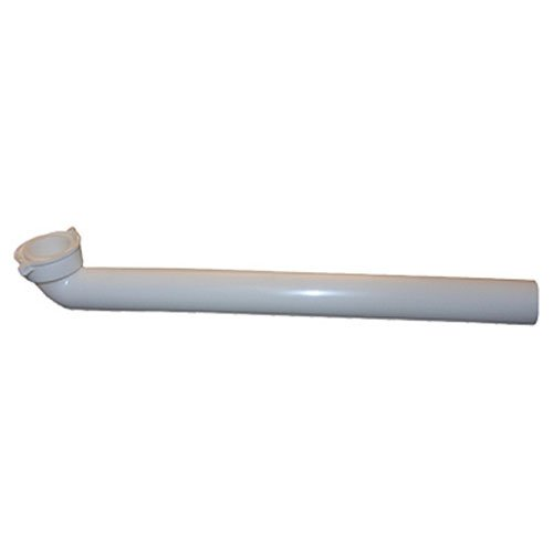 LASCO 03-4245 White Plastic Tubular 1-1/2-Inch by 15-Inch Slip Joint Waste Arm ()