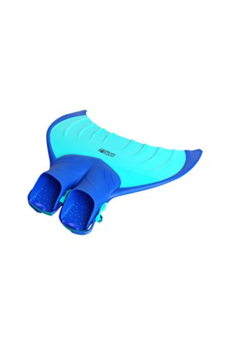 Body Glove 14499-Blue Mermaid Linden Monofin-Blue