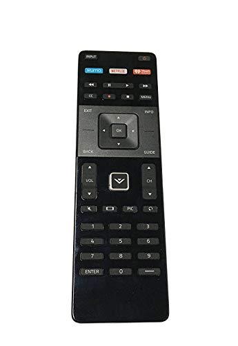 GENUINE VIZIO XRT122 TV REMOTE CONTROL WITH XUMO SHORT KEY (Certified Refurbished)