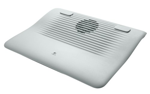 Logitech Cooling Pad N120, USB-Powered, Silent-Airflow Fan with Low Power Consumption (939-000345) by Logitech (Image #3)