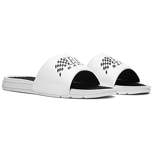 ミシン水星しっかり(ハフ) HUF SLIDE (SANDAL)(CP00003-WH) シューズ 靴 サンダル スライダー 国内正規品
