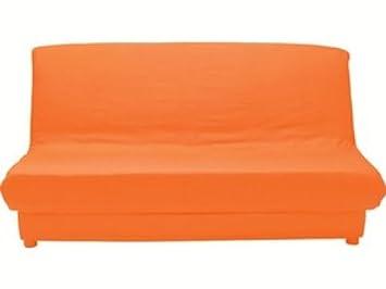 Housse De Clic Clac Orange Amazon Fr Cuisine Maison